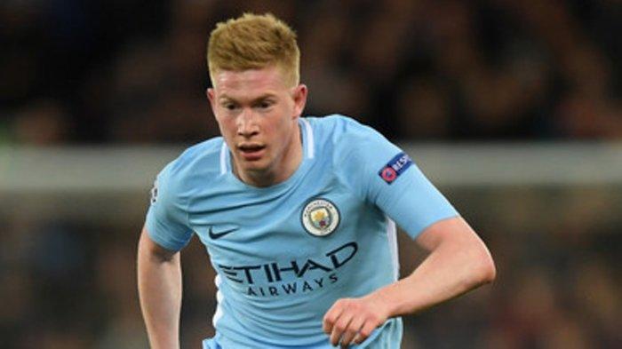 Kevin De Bruyne Ancam Tinggalkan Manchester City jika Gagal Banding ke UEFA