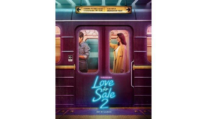 Sinopsis Film Love for Sale 2 Tayang di Movievaganza Trans 7 Sabtu, 23 Mei 2020 Pukul 18.00 WIB
