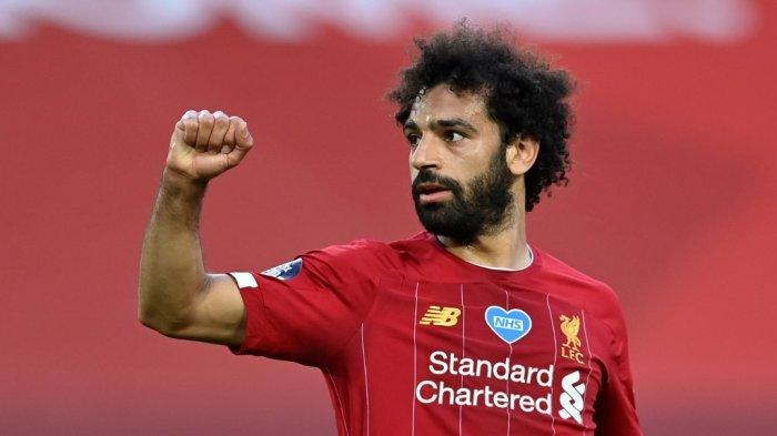 Liverpool Selangkah Lagi Juara Liga Inggris 2019-2020, Mohamed Salah: Ini Waktunya!