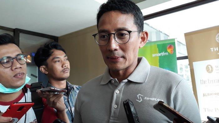 Sandiaga Uno Setuju Pemerintah Bebaskan sebagian Napi: Dibandingkan Sebar Isu yang Keluar Jalur