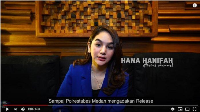 Sempat Diduga Terlibat Prostitusi, Hana Hanifah Kembali Ungkap Alasan ke Medan