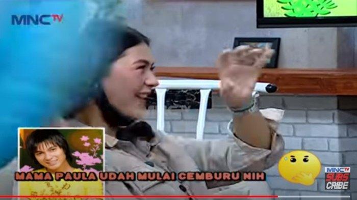 Sosok Dibalik Gaya Rambut Jadul Baim Wong, Paula Verhoeven Syok Lempat Bantal: Kok Mau Sih Begitu?