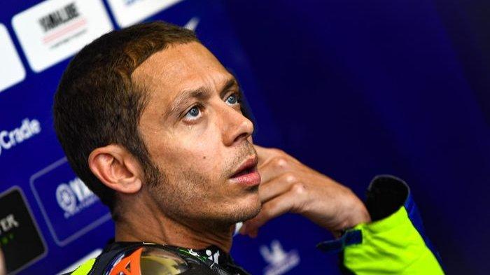 Valentino Rossi Tidak Ingin Petronas Yamaha SRT Bakal Jadi Tempat Pensiunnya di MotoGP