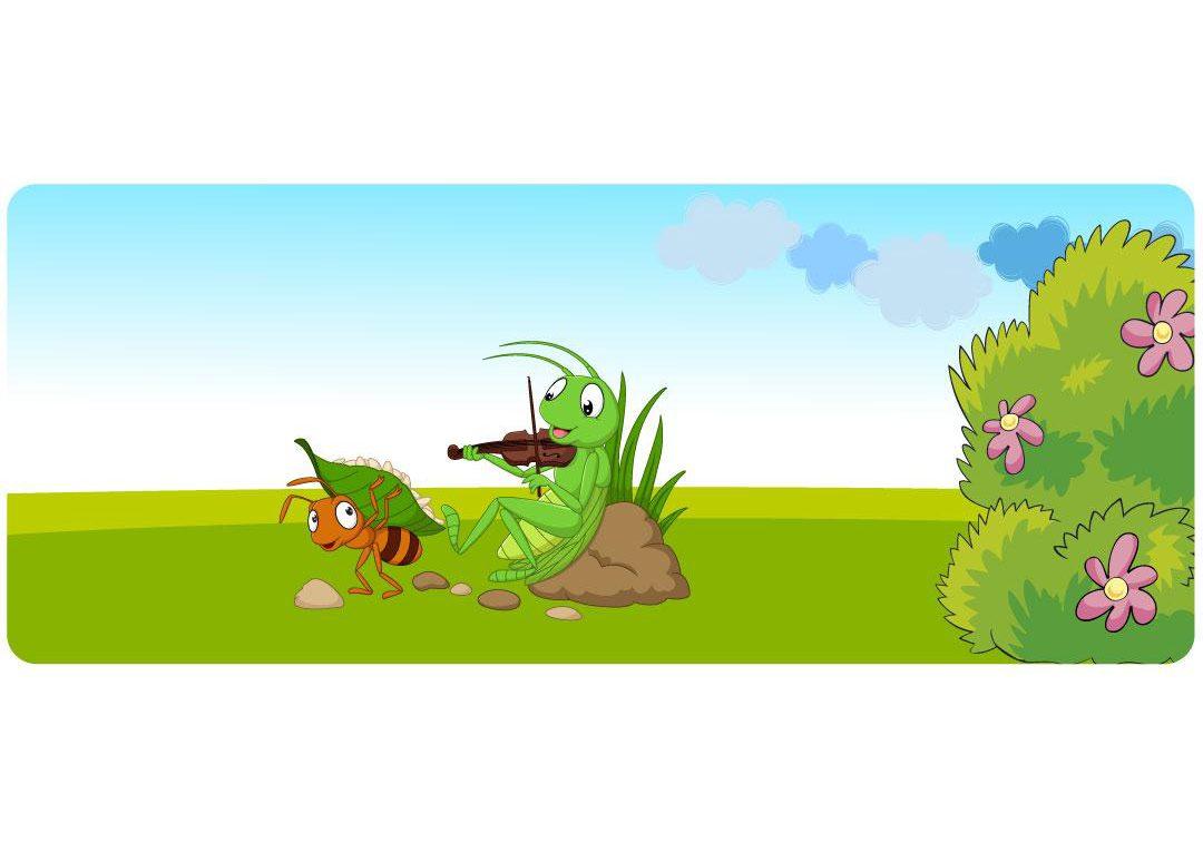 Menerapkan Amanat dari Cerita Semut dan Belalang ke Anak-Anak